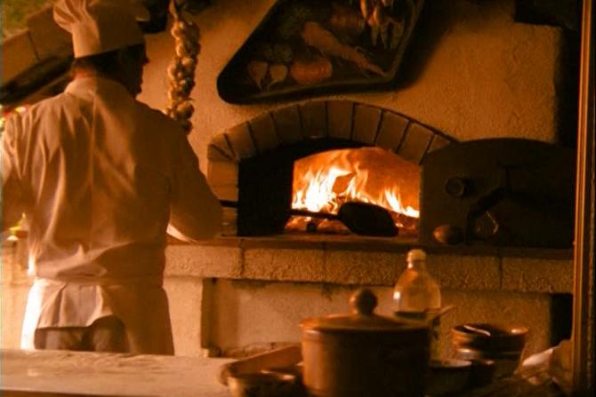 Temario de cómo hacer pizza 3: Uso de Horno