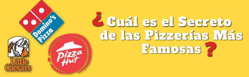 Secreto de las Pizzerías