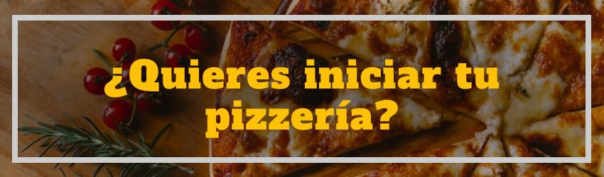 Ganancia promedio de una pizzería